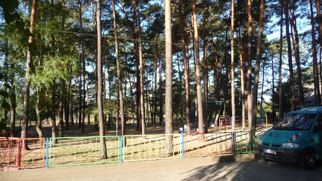 Spielplatz Kindergarten Zeischa